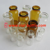 10ml Amber Molded Injection Vial (HVGV012)