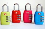 Горяч-Продайте замок цифров багажа 3 Tsa