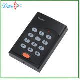 Em-IDENTIFICAZIONE Wiegand 26/34 di 125 chilocicli prodotto con il lettore del portello di controllo di accesso del lettore della tastiera RFID del sistema di obbligazione domestica di funzione del campanello per porte