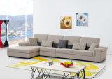 Самая лучшая продавая живущий софа ткани мебели 1+2+3 комнаты