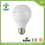 diodo emissor de luz Light Bulb de Plastic do PC de 5W 7W 9W 12W