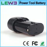 Batterie électrique compacte rechargeable d'outil de la qualité 7.2V 1.5ah Makita
