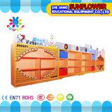 Snoopy моделируя шкаф игрушек, деревянный кухонный шкаф игрушки, дом моделируя шкаф игрушек (XYH12132-2)