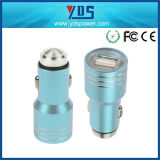USB doppio Safety variopinto Hammer Car Charger per Mobile Phones