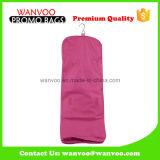 No tejido de nylon plegable colgante ducha organizador