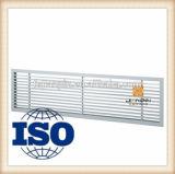 線形スロット拡散器HVACのグリル