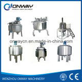 Miscelatore liquido industriale Stirring dell'acciaio inossidabile di emulsionificazione del rivestimento dell'agitatore di prezzi di fabbrica