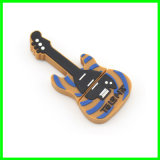 USB Pendrive da guitarra da vara da memória do USB do PVC do OEM