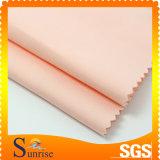 Tessuto di nylon del doppio dello Spandex del cotone per vestiti