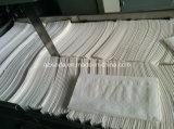 Máquina plegable de papel realzada automática del producto de la servilleta del tejido de la servilleta de la impresión