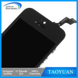iPhone 5s LCDの計数化装置アセンブリのための熱い販売の電話LCD