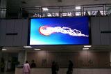 Écran polychrome d'intérieur de l'étape DEL de la Chine pour le concert