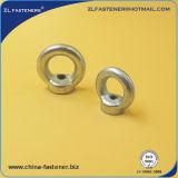 Noix modifiée chaude d'oeil d'acier du carbone DIN582