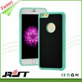 Nano Anti-Gravity Geval van de Telefoon van de Adsorptie van PC TPU Magische Mobiele voor iPhone 6