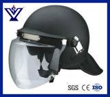 Шлем бунта африканского типа воинский анти- с решеткой металла (SYSG-206)