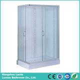 Cubículo simple de la ducha de 2015 productos sanitarios superventas (LTS-826)