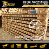 プロセスミネラル金、錫、銅、マンガン、鉄鋼のプロセス用機器