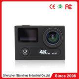 H8r 4k Vorgangs-Kamera mit zwei Grad H. 264 der Bildschirm-Bildschirmanzeige-180vr 360