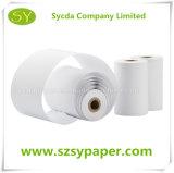 Utilisation de roulis de papier thermosensible de papier d'imprimerie dans POS/ATM