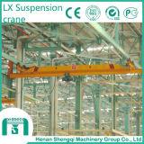 Кран висячего моста луча Lx модельный одиночный 3 тонны