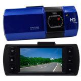 レコーダー広角H. 264および170のとの完全なHD 1080P車のブラックボックスDVR G800程度