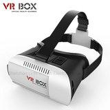 """3DゲームのVr 3.5の"""" - 6.0の""""スマートな電話3Dビデオガラスのための工場価格のVrボックス1.0バージョンVrガラスのGoogleのボール紙"""
