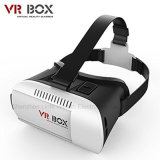 "3D 게임 Vr 3.5 "" - 6.0 "" 지능적인 전화 3D 영상 유리를 위한 공장 가격 Vr 상자 1.0 버전 Vr 유리 Google 마분지"