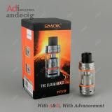 Nuovo serbatoio originale di Smok Tfv8 dell'acciaio inossidabile del nero di E-Cig di arrivo 100%