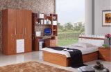 Meubles de chambre à coucher utilisés par positionnement bon marché de lit d'approvisionnement d'hôtel (SZ-BT004)