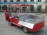 Bus guidé électrique de la tablette 4seat de bus avec la cargaison de tablette