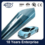 2 Ply Anti-UV High IR Film solaire Blue Car Tint