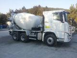 Carro del mezclador de Hyundai 6X4 con el tanque 7-12 M3