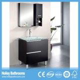 Accessoires américains de salle de bains de contrat de type avec les pieds de Module et en métal de miroir (BV167W)
