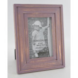 Nuovo Design Wooden Antique Frame per Desktop