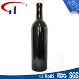 卸し売りする750mlコルクの帽子(CHW8116)が付いているこはく色のワイングラスのびんを
