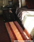 Assoalho do Chenille do poliéster de Qualiy/banho/porta/tapete de área/esteira/tapete Tufted elevados