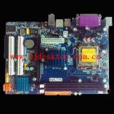 945-775 computador Mainboard com 2* DDR2/2*PCI/IDE