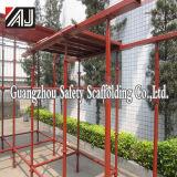 Andaime rápido do sistema do fechamento para o mercado de África, Guangzhou Manufaturer