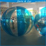 Promenade sur la soudure d'air chaud du ballon d'eau PVC1.0mm D=1.8m Allemagne Tizip avec du ce En14960