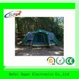 Tenda di campeggio di nylon specifica di doppio strato