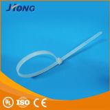 Cinta plástica de travamento automático do nylon do plástico da boa qualidade 4.8*350mm