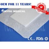 Silverの2016上のPremium Surgical FDA 510k Antibacterial Wound Dressing/PU Foam Dressing