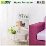 Home Furniture (3 TierのWS16-0035、)のための2016熱いSale White Display Shelf