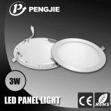 Haute qualité 3W LED Light Panel avec CE (PJ4020)
