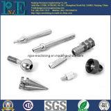 Kundenspezifische Qualität CNC-maschinell bearbeitennippel