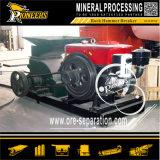 Mining Bater Disjuntor da rocha Martelo Máquinas esmagamento Diesel Areia Ore