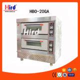 Cer-Bäckerei-Gerät BBQ-Lebesmittelanschaffung-Geräten-Nahrungsmittelmaschinen-Küche-Geräten-Hotel-Geräten-Backen-Maschine des Gas-Ofen-(HBO-20GA)