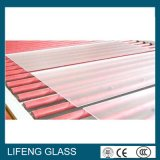 4mm Crystal Ultra Clear Glass Tempered Solar Panel Glass