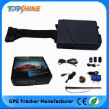 Gapless GPS Motorrad-Fahrzeug GPS-Verfolger des Feststeller-Kraftstoff-Fühler-RFID