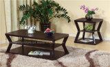 居間の家具(DMEA030A+DMEA030B)のための木の茶/コーヒー/End表